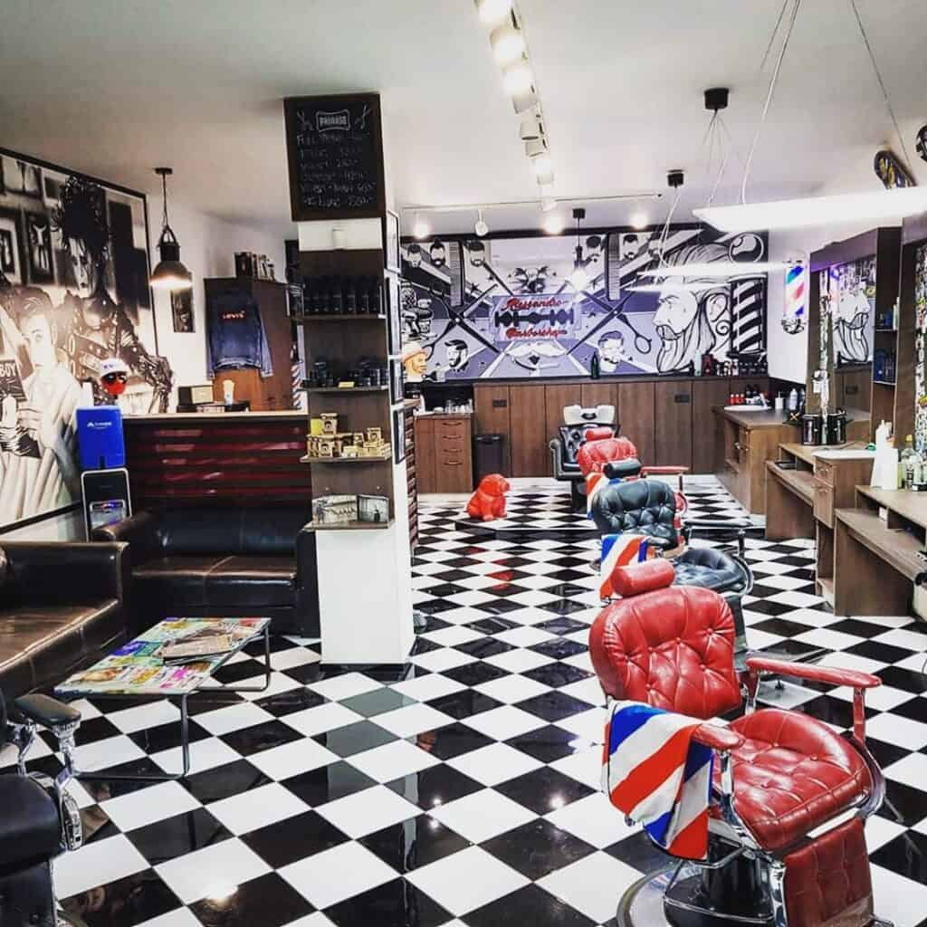 Alessandro Barber Shop Ostrava